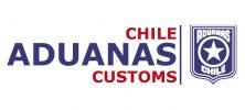 Logo Aduanas Chile